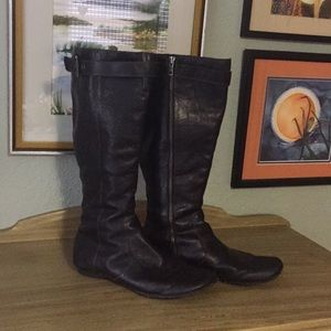 Born knee high boots